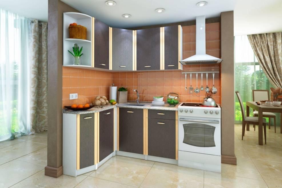 Угловые кухни цена фото самара
